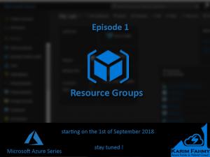 "Microsoft Azure ""Resource Groups "" – Episode 1 – Azure Architecture Series"