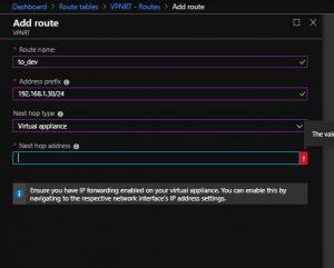 (Vnet peering & UDRs) deep dive – Azure Virtual Data Center (Hub & Spoke) Series  –  Part 4/5