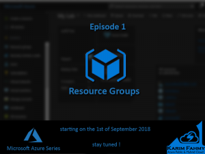 "Microsoft Azure ""Resource Groups "" – Episode 1 – Azure Architecture Series"